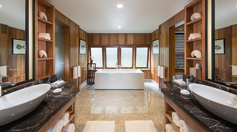 conrad bora bora nui standard bathroom
