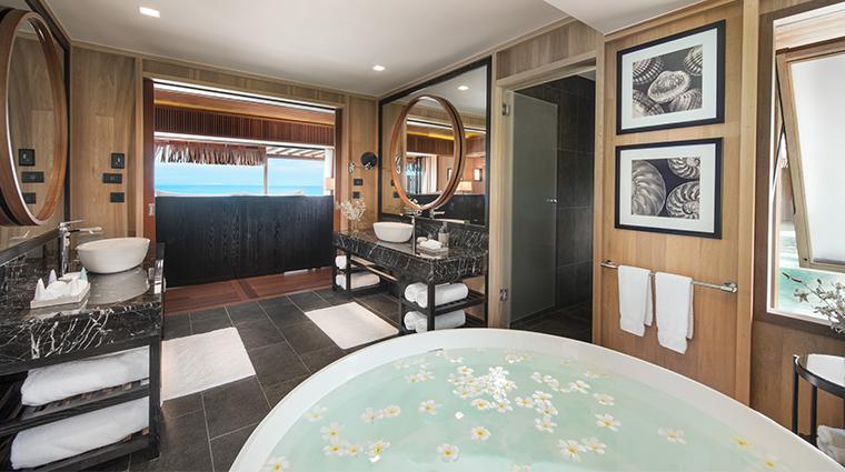 conrad bora bora nui villa bathroom