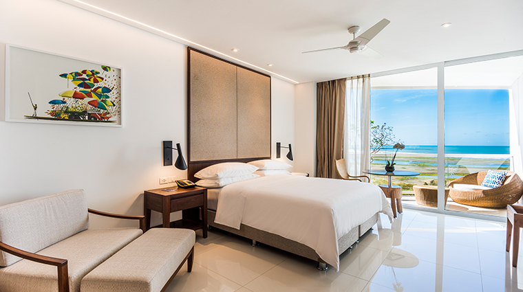 conrad cartagena suite ocean view