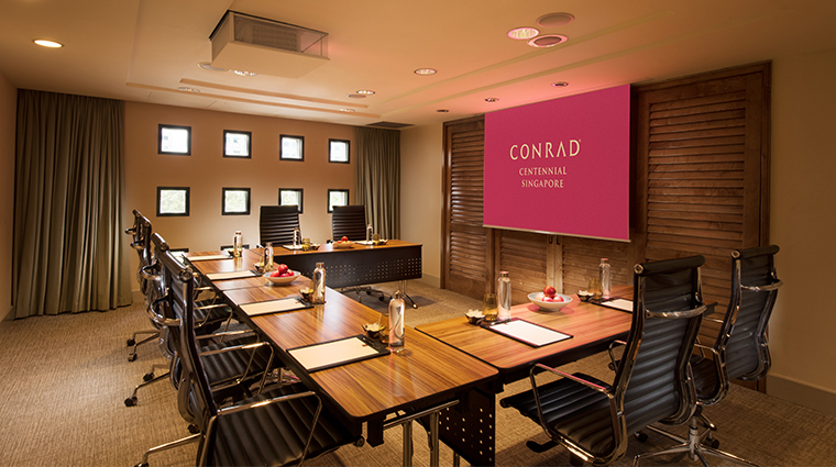 conrad centennial singapore conference room