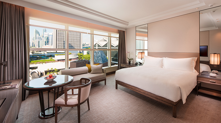 conrad centennial singapore king room