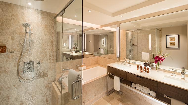 conrad centennial singapore standard bathroom
