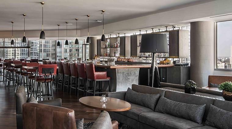 conrad chicago Baptiste and Bottle Bar