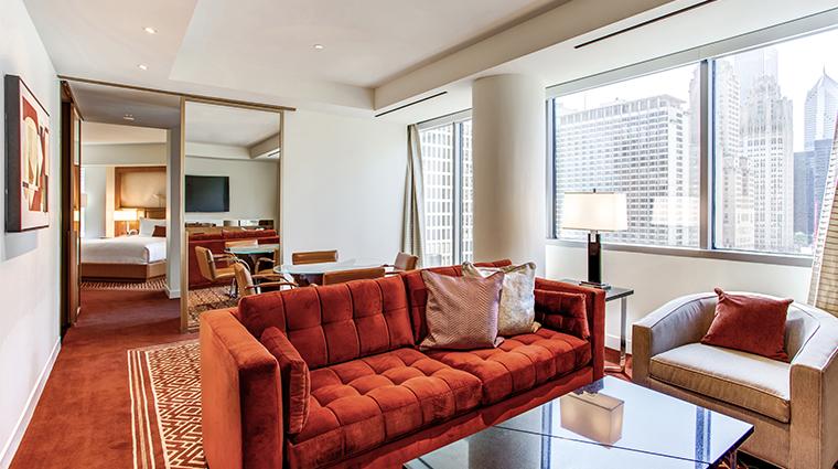 conrad chicago city view suite
