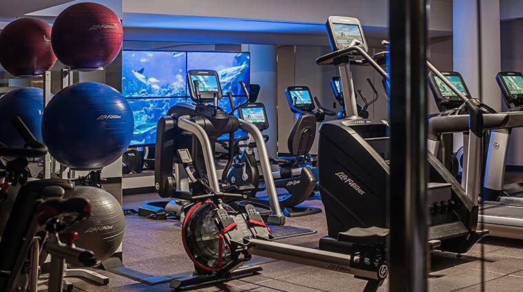conrad chicago fitness center