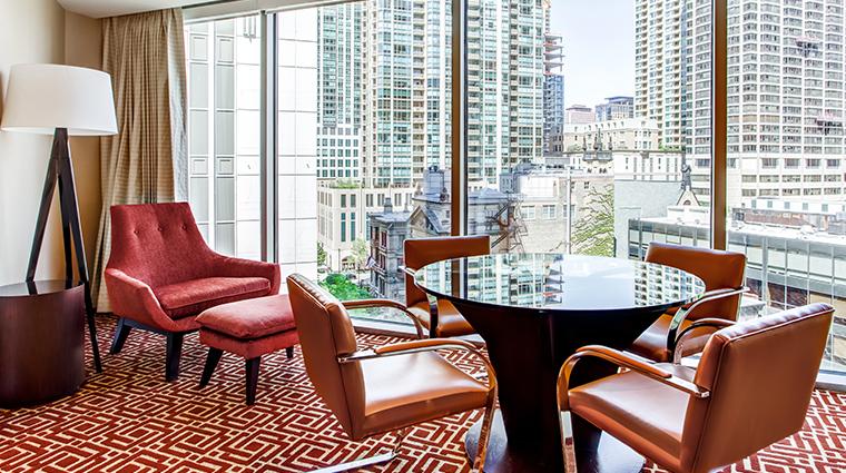 conrad chicago grand luxury suite