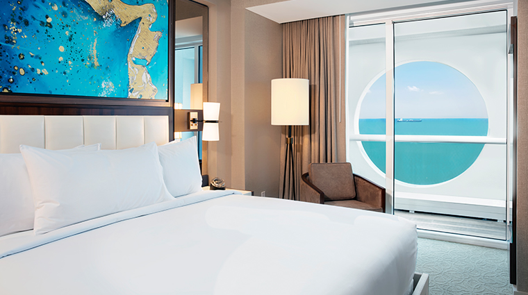 conrad fort lauderdale beach bedroom circle beach view