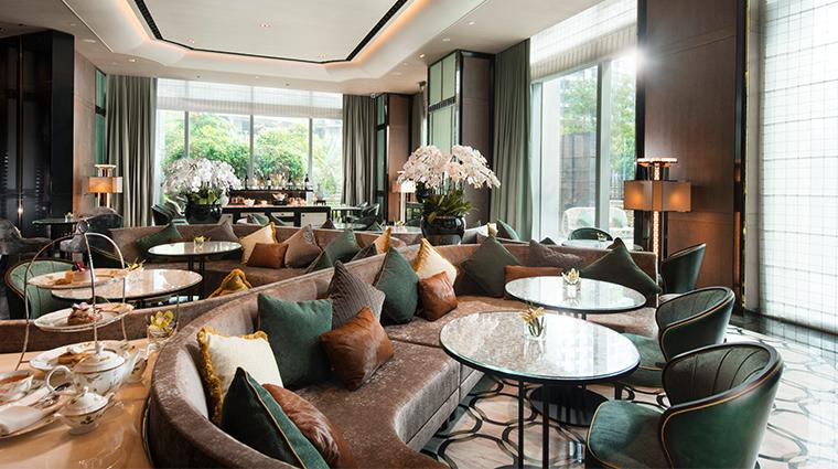 conrad guangzhou Gem lobby lounge