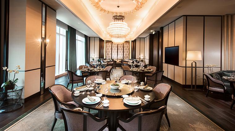conrad guangzhou Yun pavillion dining