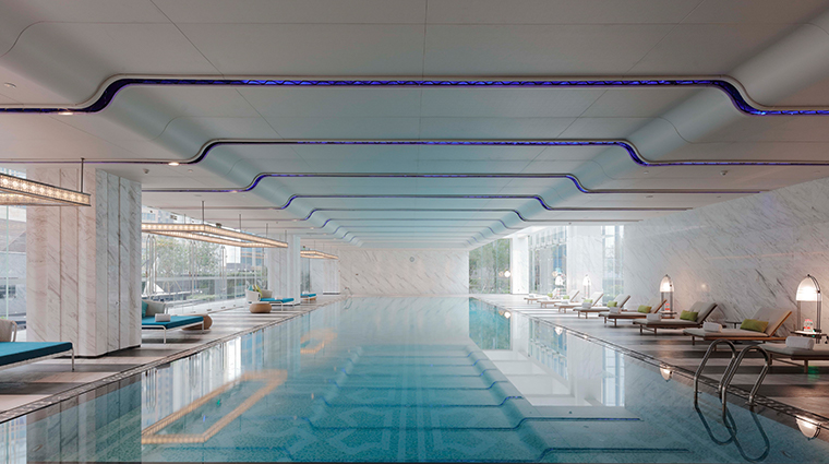 conrad guangzhou swimming pool