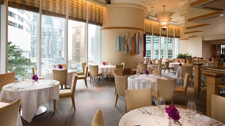 Conrad Hong Kong Brasserie