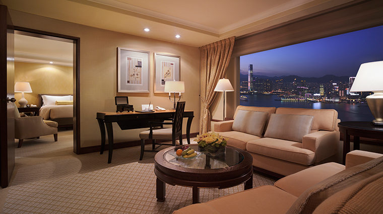 Conrad Hong Kong Executive Harbour View