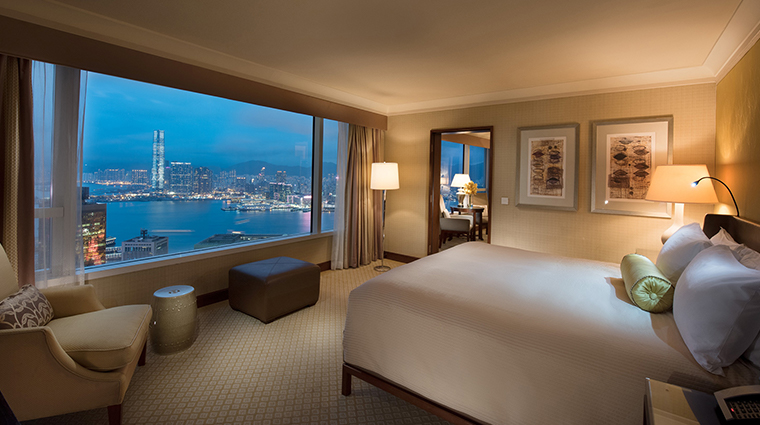 Conrad Hong Kong Harbour View Room