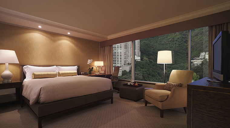 Conrad Hong Kong Peak View Room
