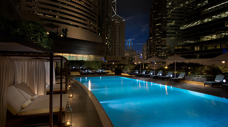 Conrad Hong Kong Pool