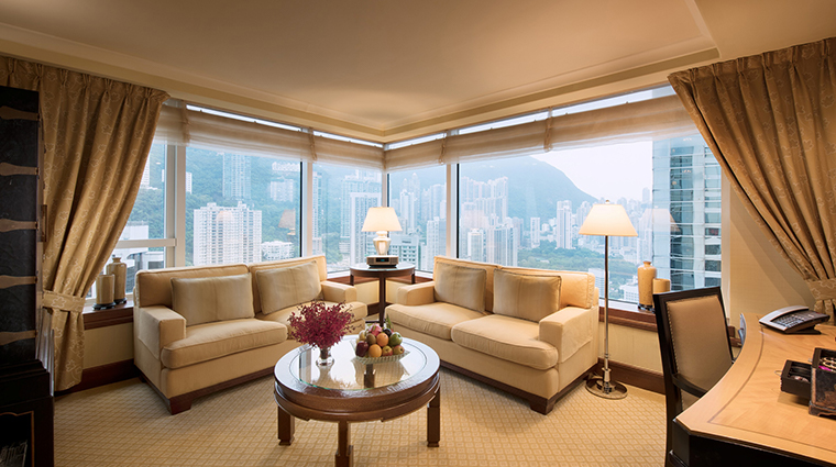 Conrad Hong Kong Suite