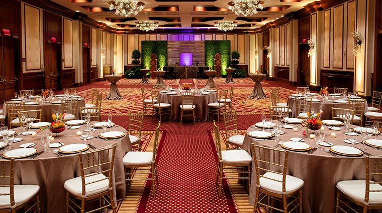 conrad indianapolis Vienna ballroom