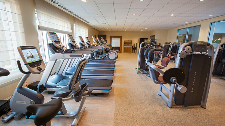 conrad indianapolis fitness center