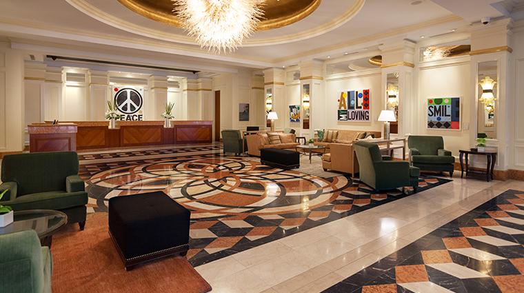 conrad indianapolis lobby
