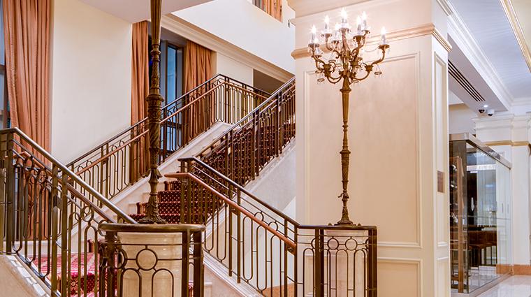 conrad indianapolis stairs