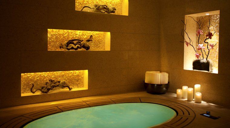 conrad macao cotai central Bodhi Spa treatment room