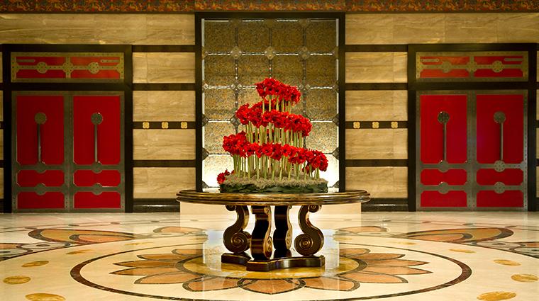conrad macao cotai central lobby