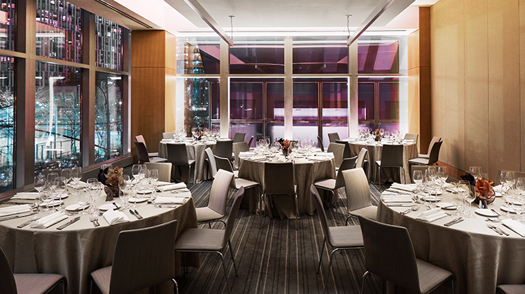 conrad new york Murray suite