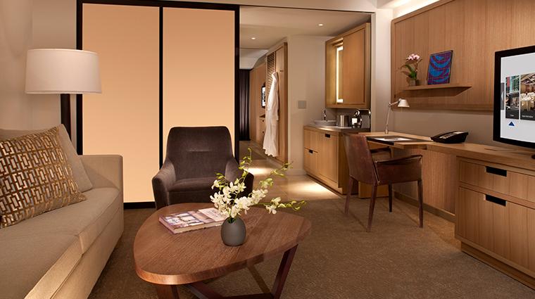 conrad new york deluxe living room
