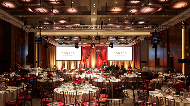 conrad new york event space