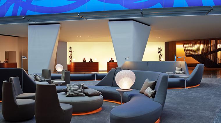 conrad new york lobby