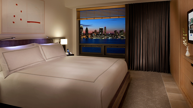 conrad new york superior room river view