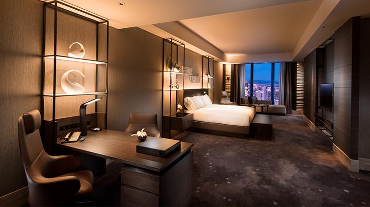 conrad osaka conrad suite bedroom