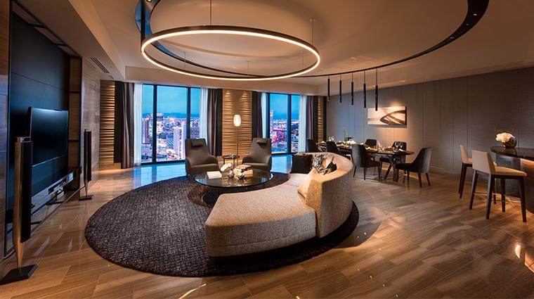 conrad osaka conrad suite lounge
