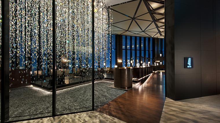 conrad osaka sky bar lounge