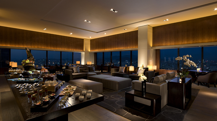 conrad seoul executive lounge