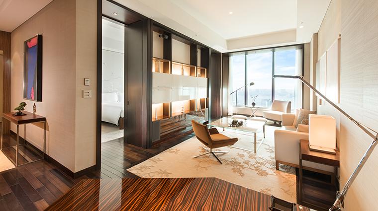 conrad tokyo deluxe suite