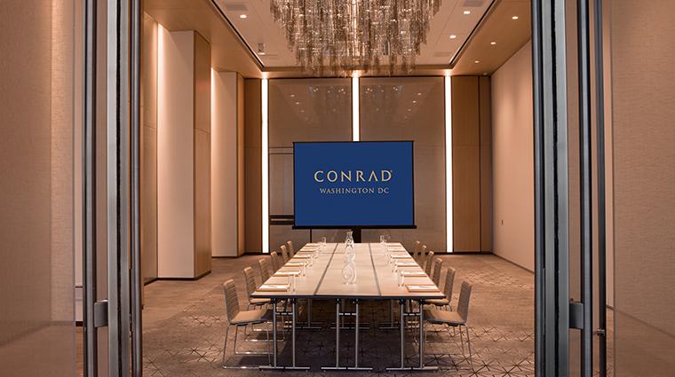 conrad washington dc conservatory ballroom