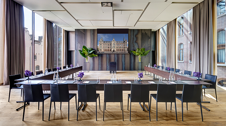 conservatorium Symphony meeting event room