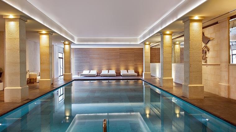 coquillade village indoor pool