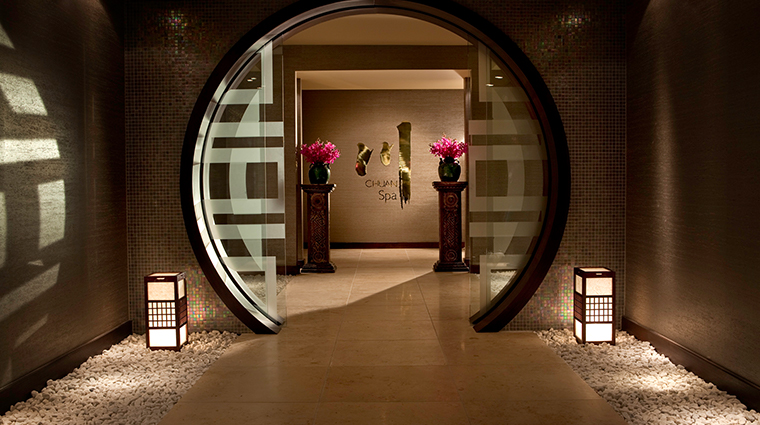 cordis auckland chuan spa entrance