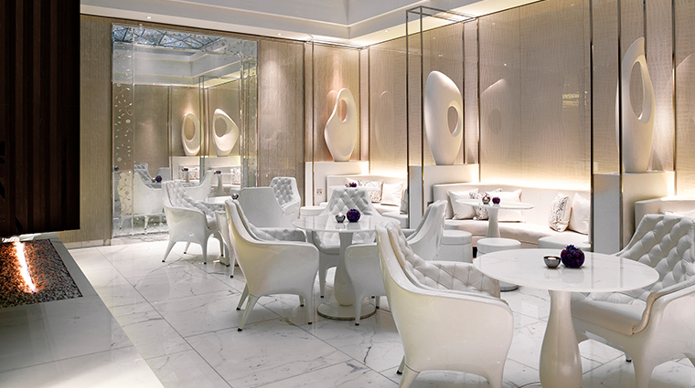 corinthia hotel london ESPA life spa lounge