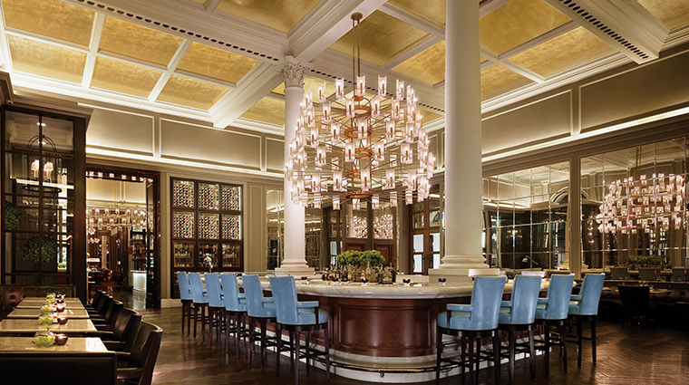 corinthia hotel london bar lounge