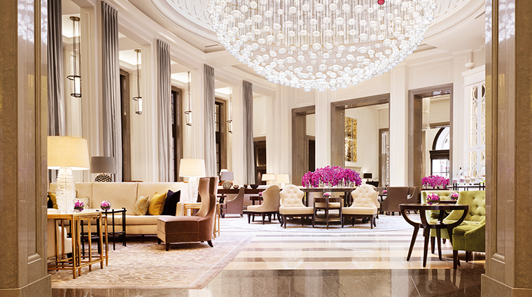 corinthia hotel london lobby lounge