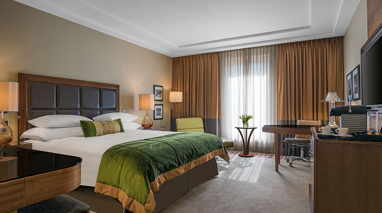 corinthia st petersburg executive bedroom