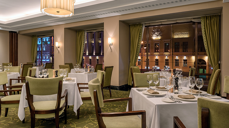 corinthia st petersburg imperial restaurant dining room