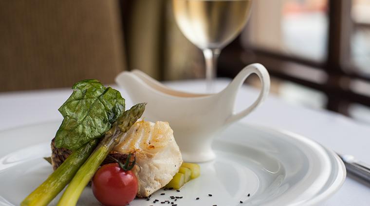 corinthia st petersburg imperial restaurant dish