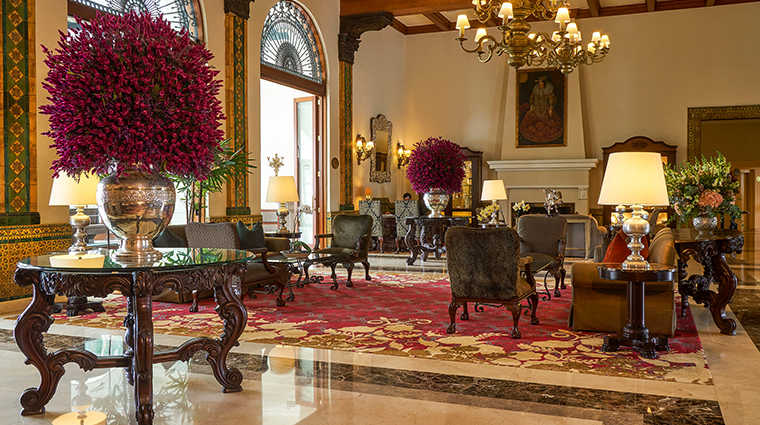 country club lima hotel lobby