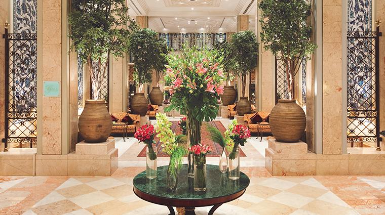 cragan palace kempinski istanbul hotel lobby