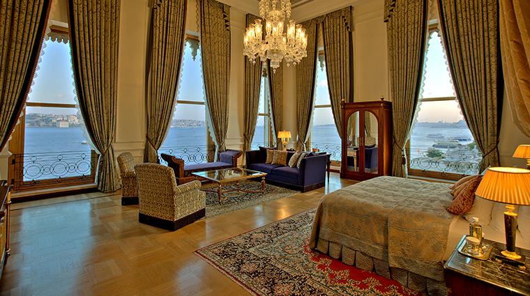 cragan palace kempinski istanbul sultan suite