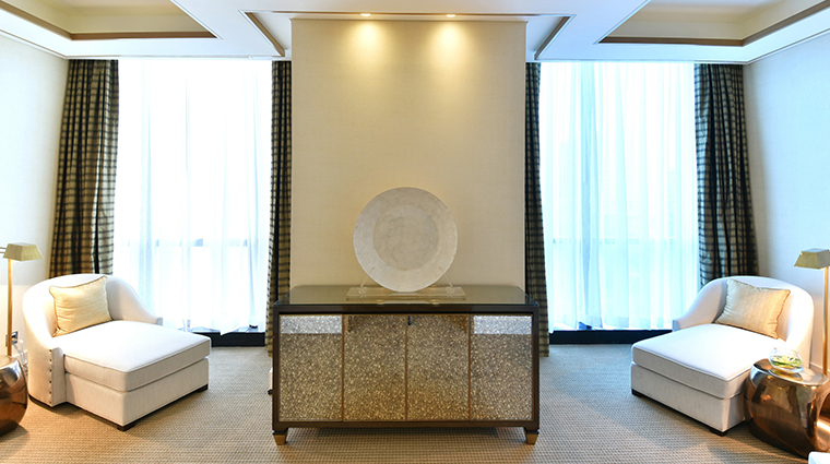 nuwa spa manila sitting room